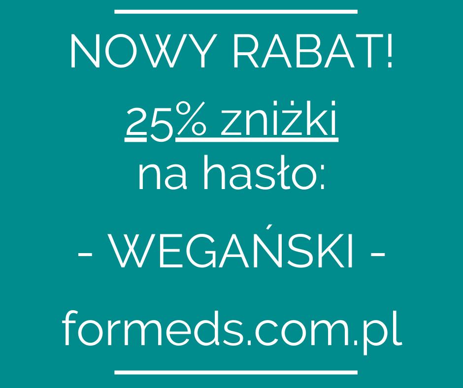 Suplementy Formeds rabat 25%