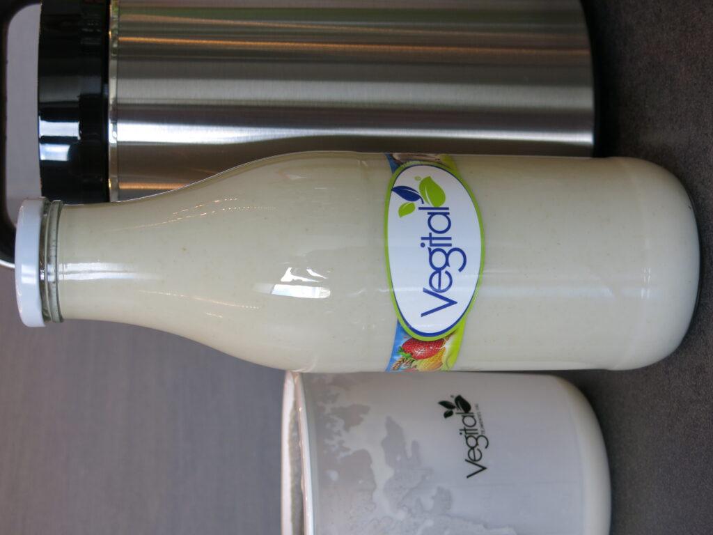 Domowe mleko sojowe z wapniem