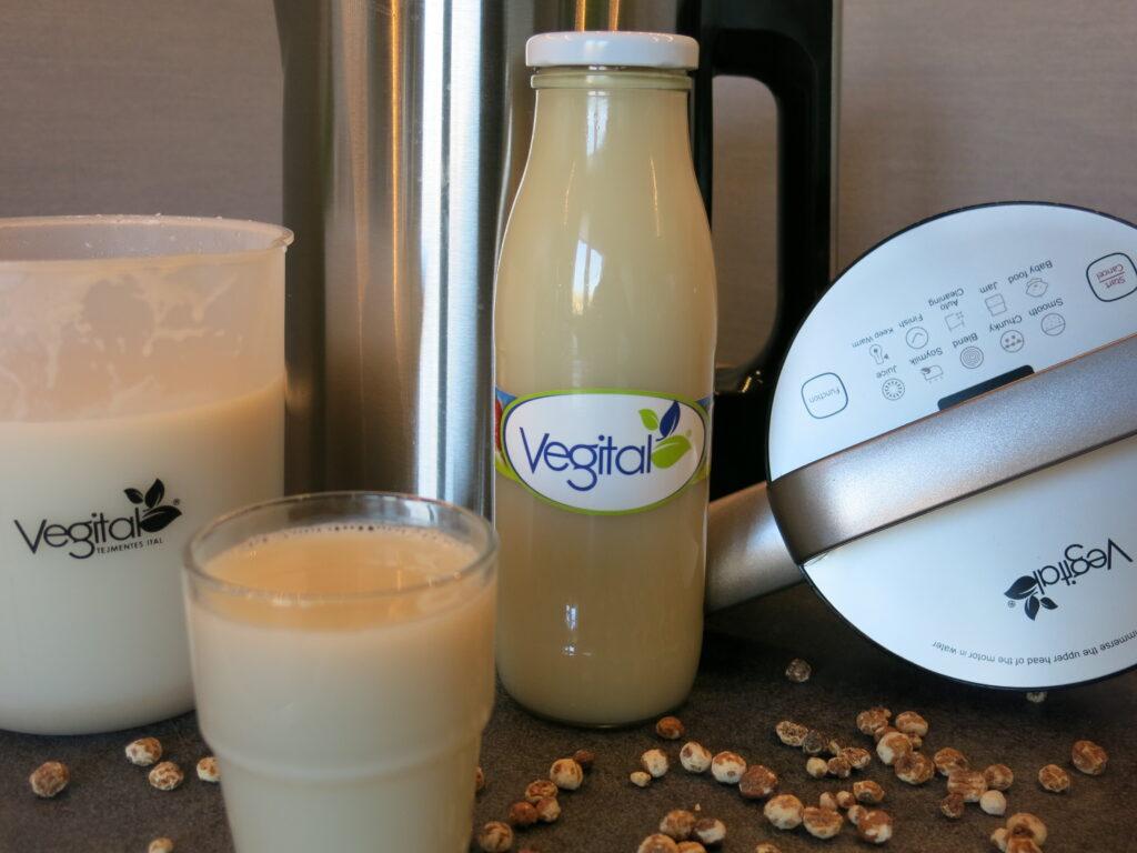 Domowy napój chufa Vegital Silver Digital
